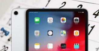 Новая информация о грядущих iPad. Когда Apple представит планшеты?