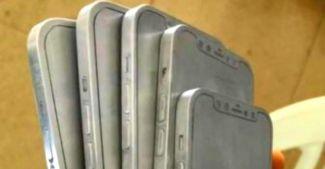 Внешний вид новых iPhone показали на фото
