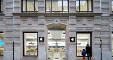 Аккумуляторы iPhone взрываются прямо в магазинах Apple Store