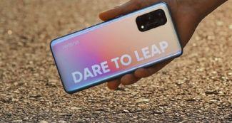 Серия Realme X7: легкие, бодрые и быстрые смартфоны