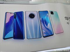 Huawei Enjoy 20 и Enjoy 20 Plus: живые фото и слив характеристик