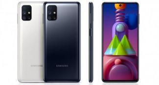Samsung Galaxy M51 с большой батарейкой дебютировал в Европе