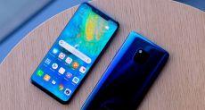 Huawei Mate 30 предложит ультрабыструю беспроводную зарядку