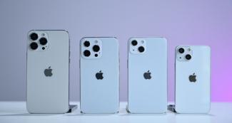 Скрытые характеристики семейства iPhone 13