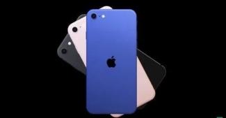 Третий iPhone SE: дебют в 2022, поддержка 5G, мощный чип и отживший дизайн