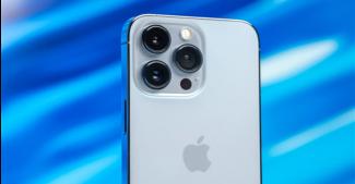 iPhone 13 Pro не лучший камерофон на рынке, но и задних не пасет