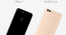 Bluboo Dual получит две тыльные камеры с расположением как у iPhone 7 Plus