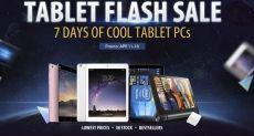 Gearbest предлагает планшеты по сниженным ценам только 7 дней