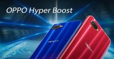 Анонс Hyper Boost: технология разгона графики от Oppo