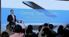 Gorilla Glass 6 c превосходит предшественника по устойчивости к ударам и царапинам
