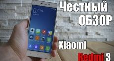 Xiaomi Redmi 3 обзор явного фаворита среди смартфонов до $160