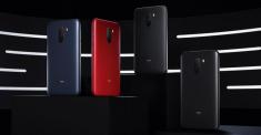 Xiaomi Pocophone F1 (Poco F1) получил новый цвет