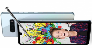 Представлен LG K71: стилус, стереодинамики и большой 6,8-дюймовый дисплей