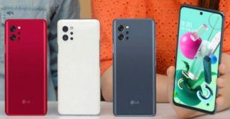 Анонсировали ударопрочный LG Q92 5G