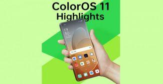 Представлена ColorOS 11: первая оболочка на Android 11