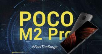 Представлен Poco M2 Pro: ничего нового не показали