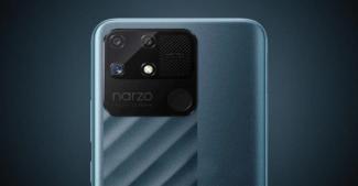 Представили бюджетки Realme Narzo 50i и Narzo 50A