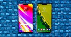 LG G8 ThinQ и LG G8s ThinQ представлены на MWC 2019