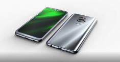 3D-рендер показал дизайн Moto G7 с каплевидным вырезом