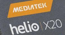 Какой смартфон первым придет с Helio X20?