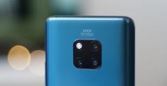 Эксперты DxOMark затестили Huawei Mate 20 Pro