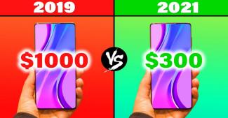Старый флагман или новый смартфон среднего класса? Определяем лучший вариант для покупки