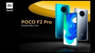 Рекордно низкая цена на флагманский POCO F2 Pro