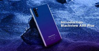 Blackview A80 Plus: ультрабюджетка с емким аккумулятором и квадрокамерой