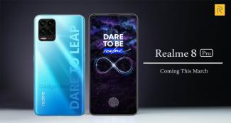 Realme устроила презентацию камере Realme 8 Pro