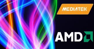 Слух дня: MediaTek и AMD создадут совместное предприятие