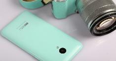 Новое фото Meizu M1 mini, в бирюзовом цвете