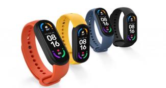 Xiaomi Mi Smart Band 6 приходит на рынок Европы с NFC