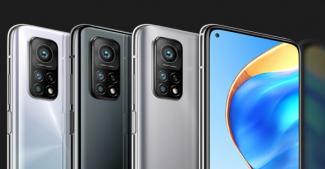Купить выгодно Xiaomi Mi 10T, Redmi 9 и наушники Sony
