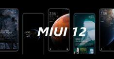 MIUI 12 с Google-сервисами доступна для 28 устройств с глобальной версией прошивки