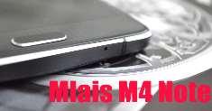 Видеообзор Mlais M4 Note