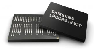 LPDDR5 uMCP от Samsung предлагает флагманский уровень для недорогих смартфонов