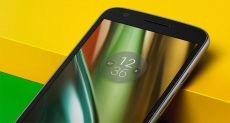 Moto E3 (2016) – бюджетный 5-дюймовый смартфон для международного рынка