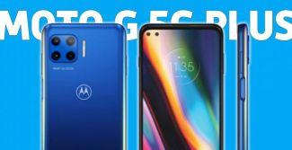 Стали известны характеристики, фишки и дата презентации новых Motorola Moto G 5G и Moto G 5G Plus