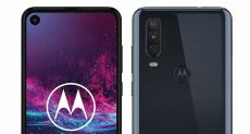 Motorola One Action: изображения, характеристики, цена и дата старта продаж