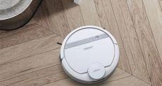 Робот-пылесос ECOVACS Deebot DE55: полезный и умный помощник по дому