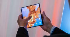 Huawei Mate X появится на рынке в срок