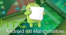 Android 6.0 Marshmallow начнет появляться в смартфонах HTC уже в феврале
