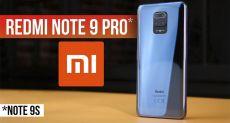 Видеообзор Redmi Note 9 Pro (Redmi Note 9S): годный смартфон для всех, а не только для свидетелей Xiaomi