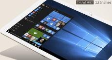 Chuwi Hi12: доступный двуликий планшет на Windows и Android