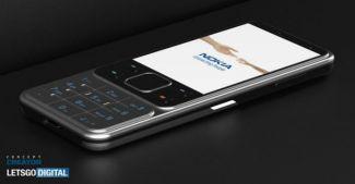 Ностальгический Nokia 6300 на рендерах