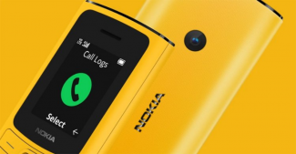 Представлены кнопочные Nokia 110 4G и Nokia 105 4G