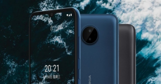 Представлен Nokia C20 Plus: живучий и унылый