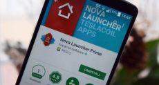 Nova Launcher - обновление 6.0
