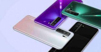 Первые подробности о линейке Huawei Nova 8