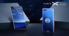 Представлен Nubia X 5G с поддержкой сетей пятого поколения